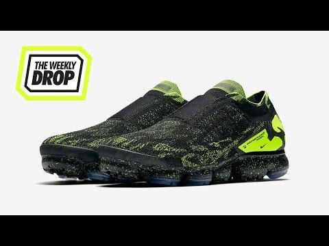 Acronym VaporMax Moc Australian Sneaker Release Info: The Weekly Drop