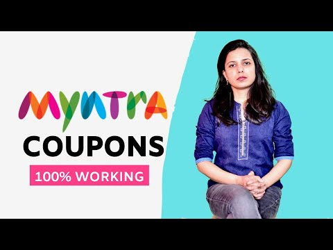 ✅ Myntra Coupons 2020 | 100% Working Myntra Promo Codes