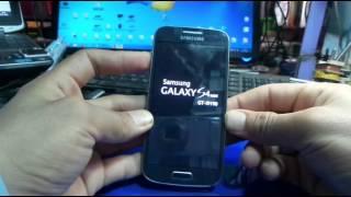 samsung galaxy s4 mini i9190 china hard reset
