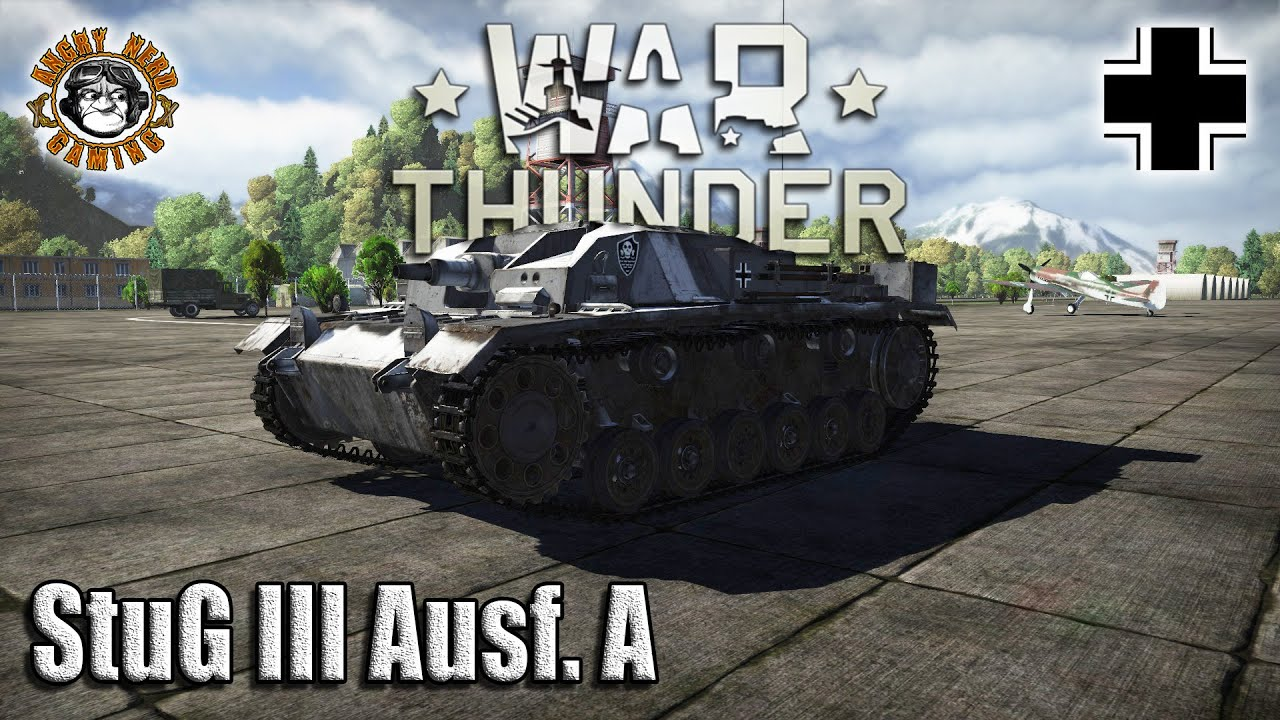 Gaming Stuh War Thunder: Stug Iii Ausf. A, German Tier-1 / Rank-1