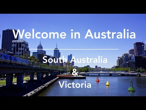 GoPro Vlog Australie/Australia : Australie du Sud et Victoria - South Australia and Victoria