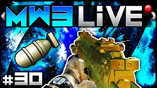 MP7 MOAB BABY! - LiVE w/ ELiTE #30 (Call of Duty: Modern Warfare 3 Multiplayer Gameplay)