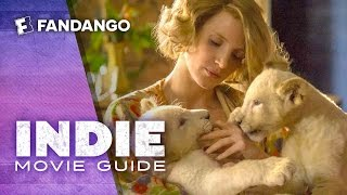 Indie Movie Guide - The Zookeeper's Wife, The Discovery, Carrie Pilby