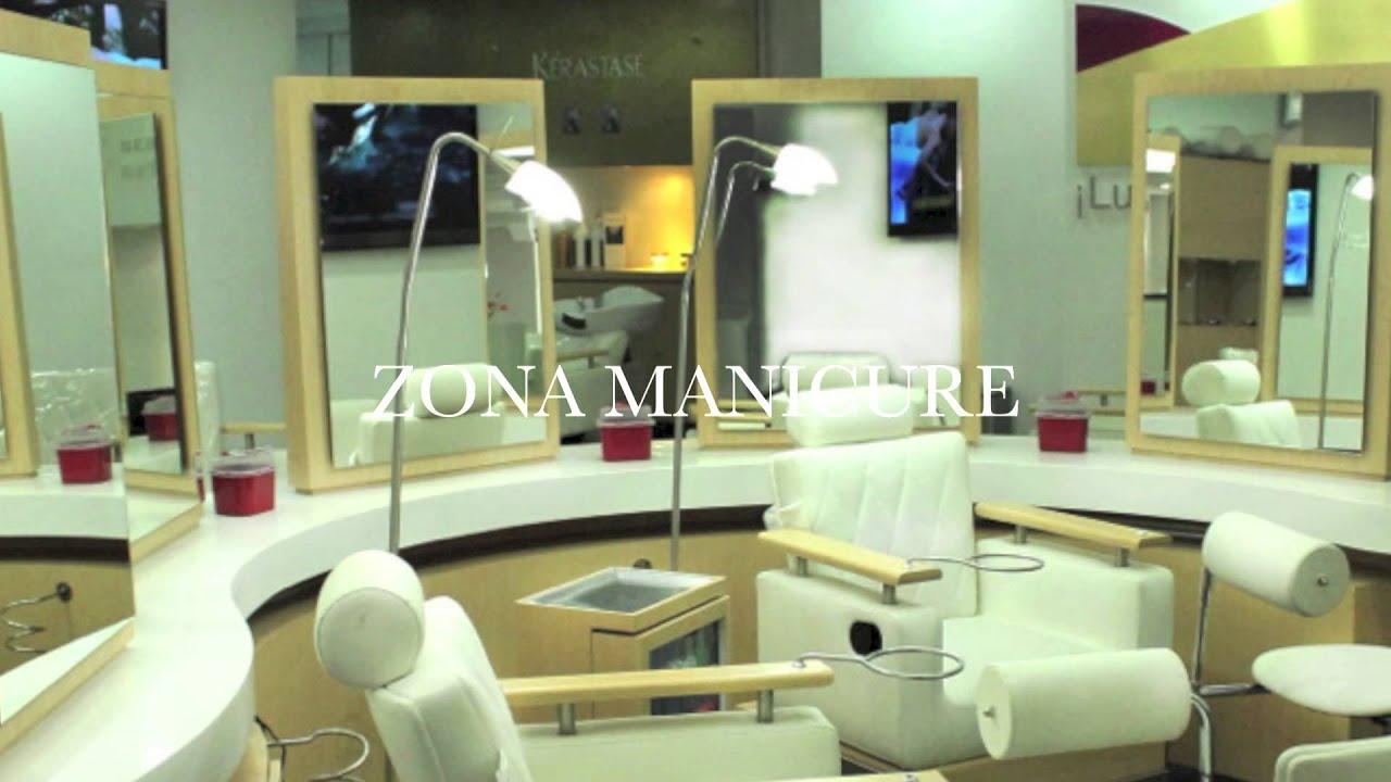 Luminaire salon peluqueria luz para tu belleza youtube for Disenos de espejos para peluqueria