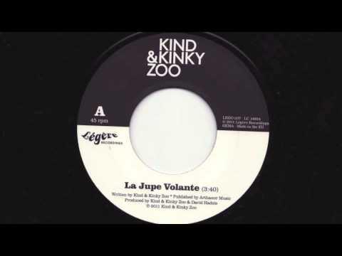 Kind & Kinky Zoo - La Jupe Volante 45