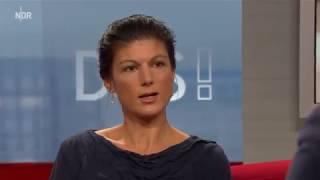 Sahra Wagenknecht im Interview