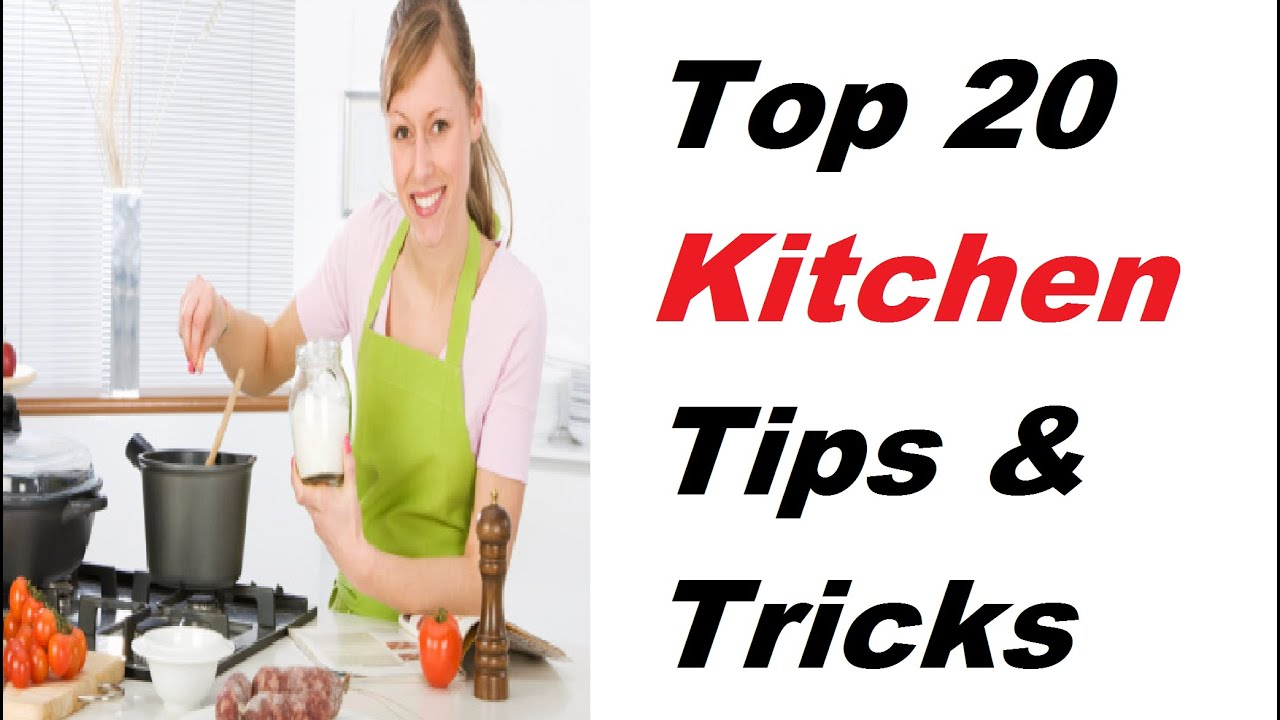 Top 20 Kitchen Tips & Tricks In Hindi किचन के जरूरी ...