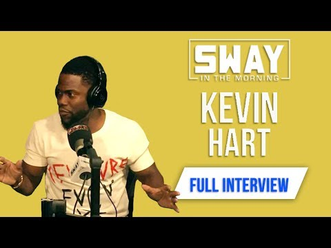 Kevin Hart Inspires with Life Lessons from Jay Z and Oprah + is Brutally Honest in New Book