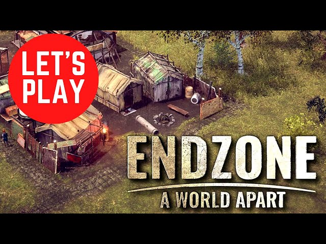 Endzone A World Apart - tutorial gameplay (July 2020) | no commentary - Part 1