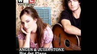 Angus & Julia Stone - Big Jet Plane (Kultrun mix)