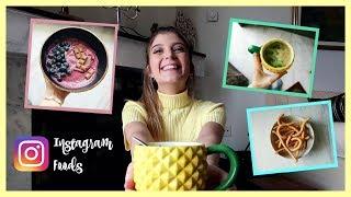 Φτιάχνω τα πιο Instagramικά φαγητά | katerinaop22