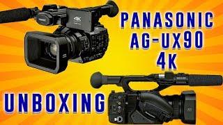#panasonicagux904k :- a review of panasonic's low cost 4k (uhd) eng-style camcorder, and comparison with the features its more expensive counterpart #...