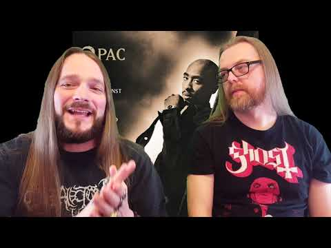 2Pac - Dear Mama (METALHEAD REACTION TO HIP HOP)