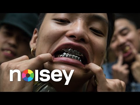 The Great Korean Invasion of Keith Ape: Noisey...