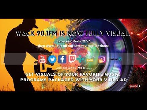 WACK 90.1FM - Trinidad & Tobago's We Are Culture Krazy Radio Station
