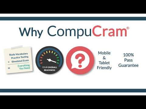 CompuCram Online Exam Prep