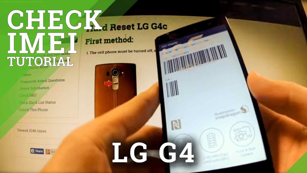 where is the serial number on my lg cell phone