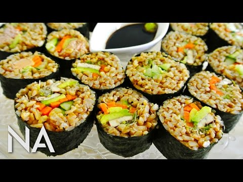 The Science of Why Brown Rice Sushi is Disgusting