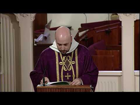 Daily Catholic Mass - 2019-03-18 - Fr. John Paul