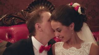 самый лучший свадебный клип видеооператор новосибирск