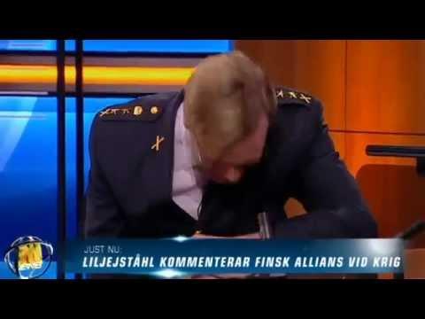 """Det svenska """"försvaret"""".."""