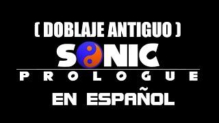 sonic prologue film español oficial