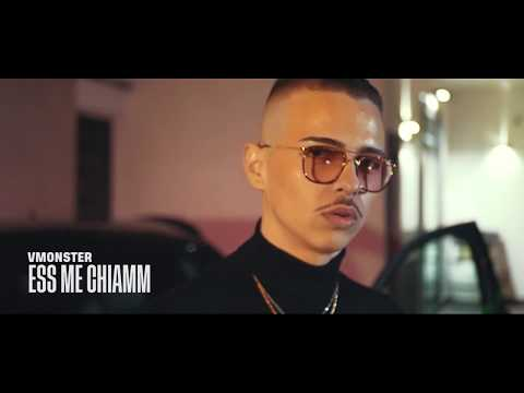 VMONSTER - ESS ME CHIAMM ( official video )