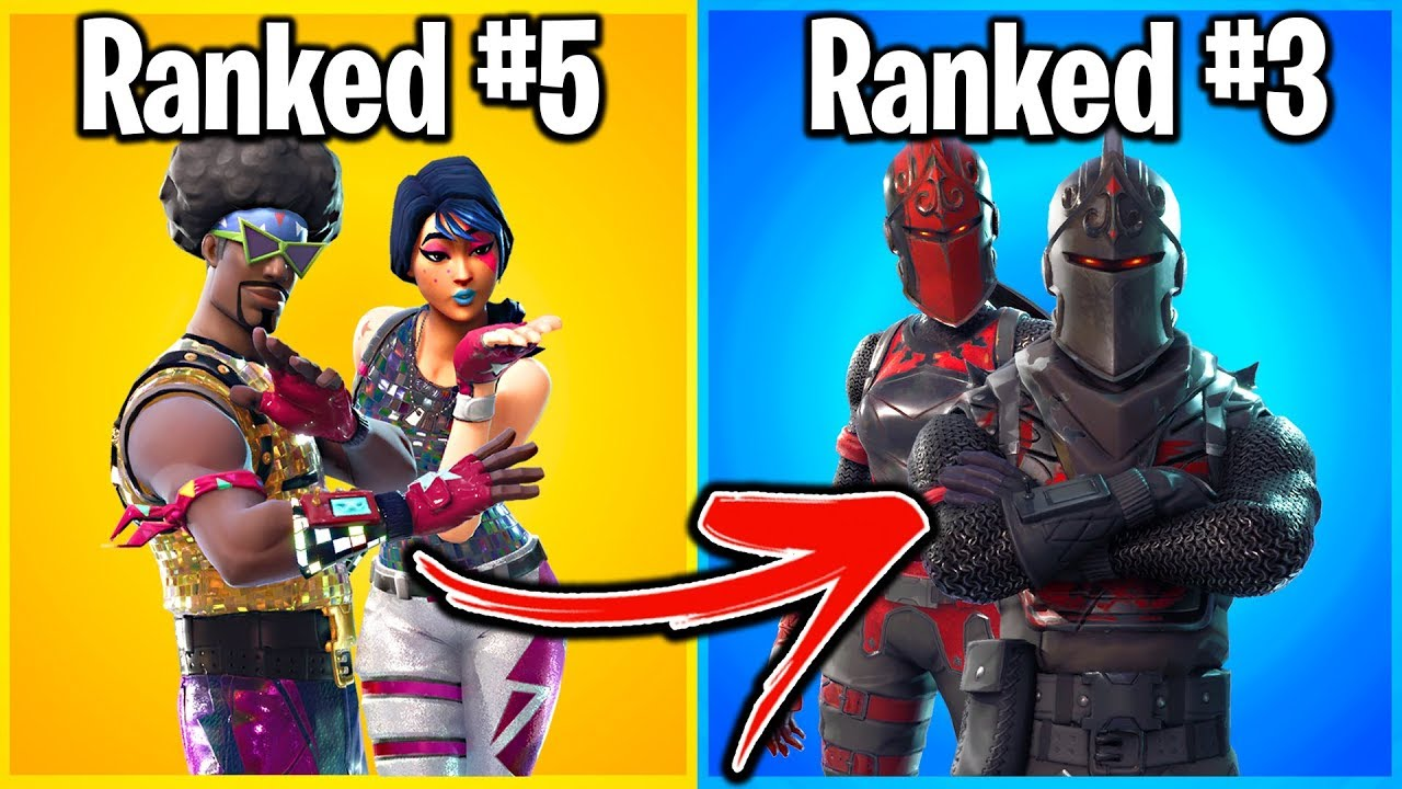 RANKING EVERY COUPLE SKIN IN FORTNITE FROM WORST TO BEST!