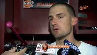 Ryan Flaherty talks about Wednesday
