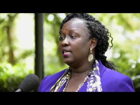 Nairobi Conference: Lessons for the future - Global Health Security - Hon. Jesca Eriyo / 2017
