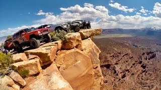 """Moab """"Top Of The World"""" Trail -  Nitto Tire Grappler Adventure"""