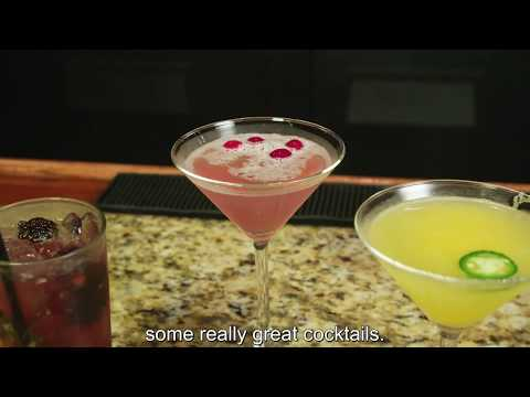 Handcrafted Cocktails At Bonefish Grill
