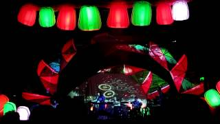 Animal Collective - Wide Eyed (live Vancouver 19/09/2012)
