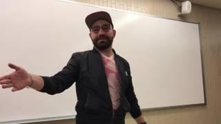 El profesor Abelardo pierde la calma. - Slobotzky