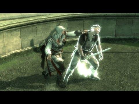 Uncle Mario Teaches Ezio at Monteriggioni (Assassin