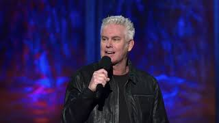 "Brian Regan ""THAT'S WHERE IT DOESN'T HURT!"""