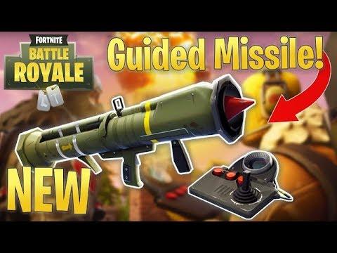 New Missile Launcher!! // Instigator Pickaxe! //  Sniper Shootout V2! // (Fortnite)