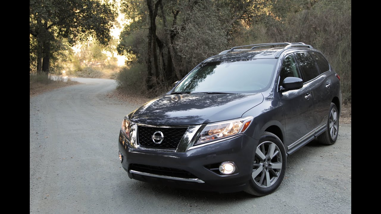 Charming 2013 Nissan Pathfinder Review   Donu0027t Call It A Comeback...   YouTube