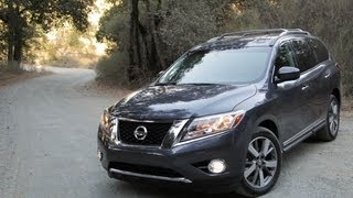 2013 Nissan Pathfinder Review - Don