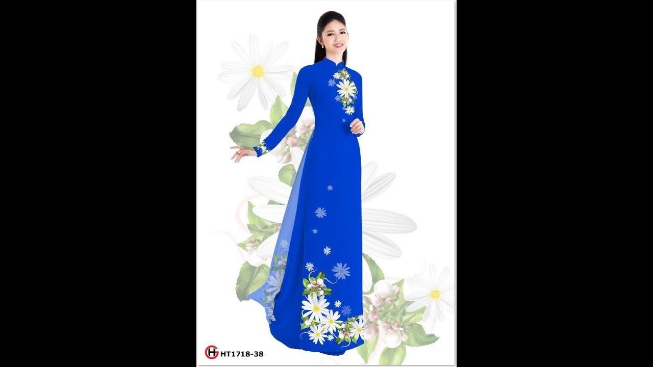Số 8: Công thức cắt áo dài cơ bản -Cương Nguyễn
