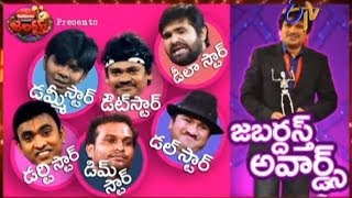 Jabardasth - Rocket Raghava Performance on 16th January 2014