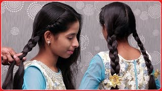 Quick & Easy Hairstyles For Baby Girls | Easy Hairstyles For School/College | Baby Hairstyles