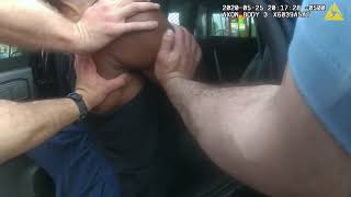 J. Alexander Kueng bodycam video of George Floyd death
