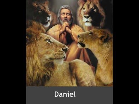 La vie de Daniel, le prophète qui vit que le Messie serait mis à mort (+vers 500 av JC)