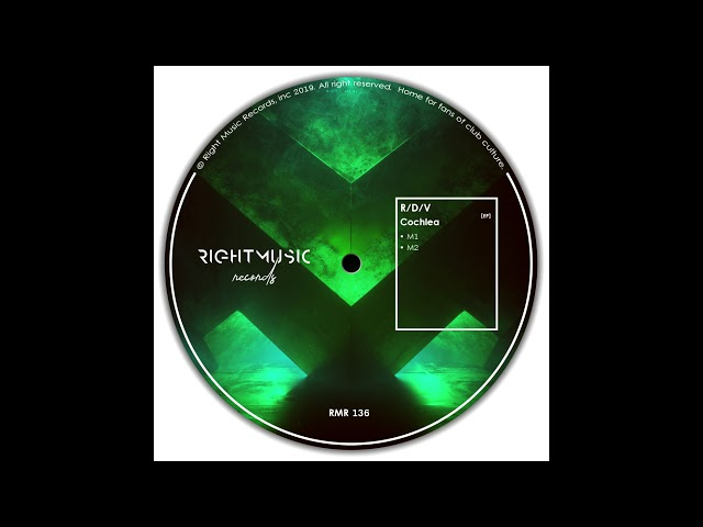 R-D-V - M1 (Original Mix) [Right Music Records]
