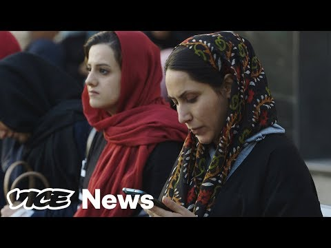 How Iran's Hijab Protests Went Viral