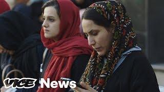 How Iran's Hijab Protests Went Viral