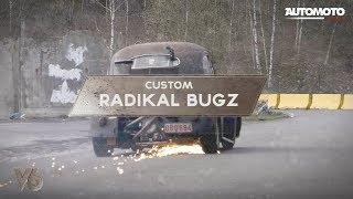 Nico Heidet découvre l'atelier RadikalbugZ et teste une coccinelle ...