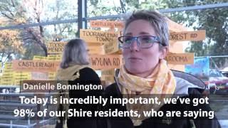 Gilgandra says no to coal seam gas extraction