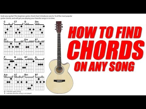 HOW TO FIND CHORDS ON ANY SONG  || RELATIVES CHORDS  || गीतमा कर्ड कसरि खोज्ने ?